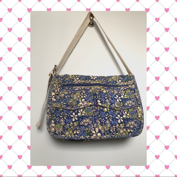 6d126f6ba Levi's Bags | Floral Messenger Bag | Poshmark